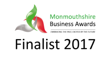 Monmouthshire Business Awards Finalist - 2017