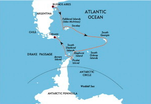 Expedition Route