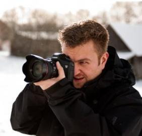 Photography instructor: Chris Marquardt