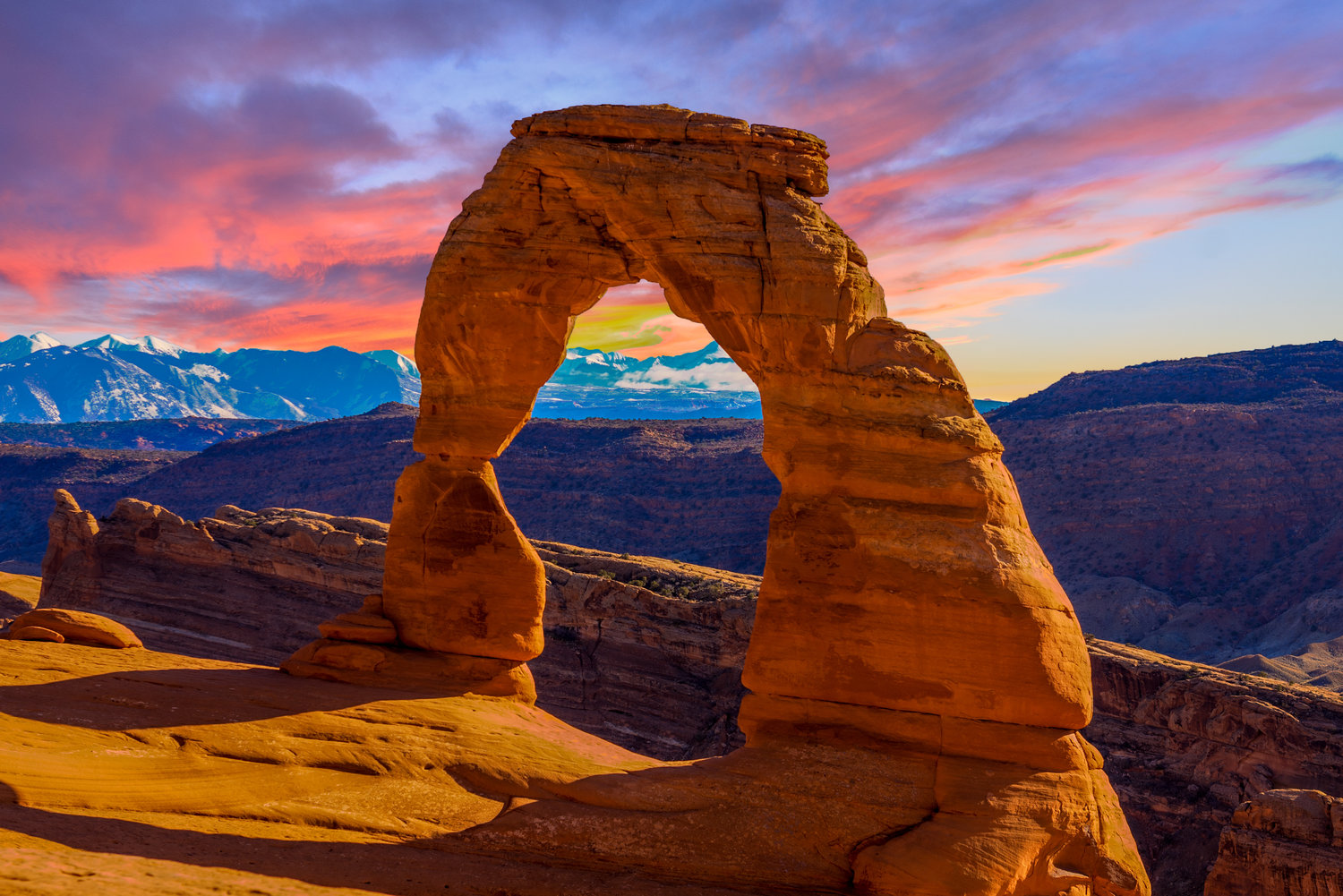 CAPTURE THE RED MAGIC OF MOAB - MAY 16-19, 2019