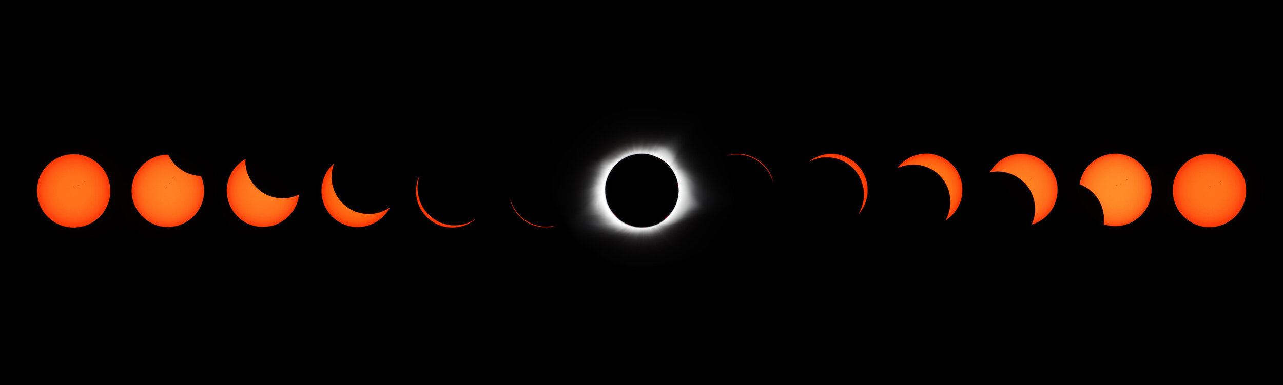 Total Eclipse © Further Photo Expedition Pro, Peter Zelinka