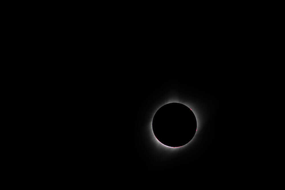 Total Solar Eclipse © Further Photo Expedition Pro, Peter Zelinka
