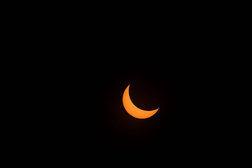 Partial Solar Eclipse © Further Photo Expedition Pro, Peter Zelinka