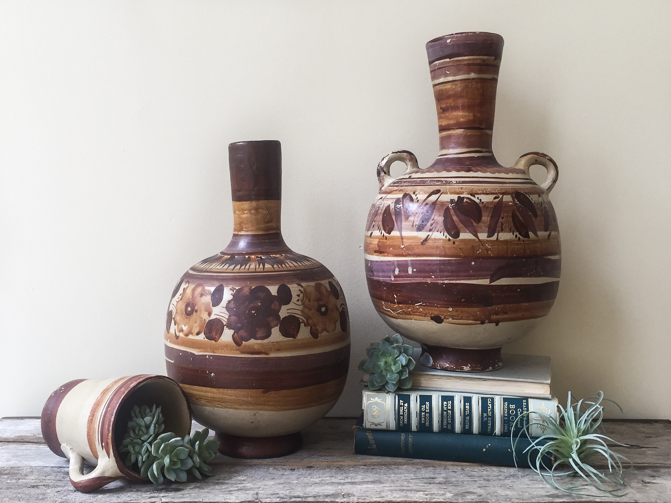 """""""I am excited by contrasting contemporary art with vintage Mexican pottery; shadowy dark colors with playful graphic wovens; and organic elements like baskets and plants with sophisticated mid-century materials like smoky glass and burnished gold."""" - Paul Miller, Lookbook 2019"""