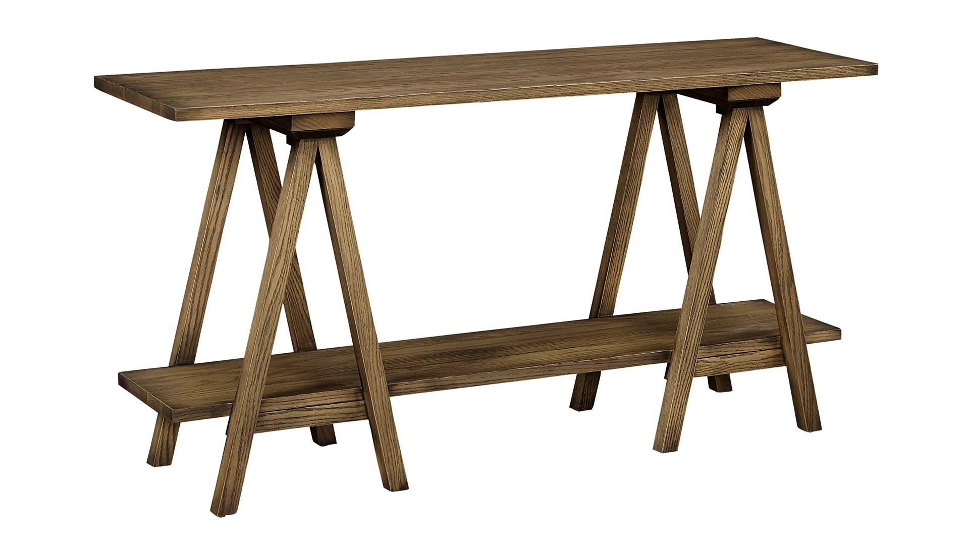Local Harvest Plank Top Table