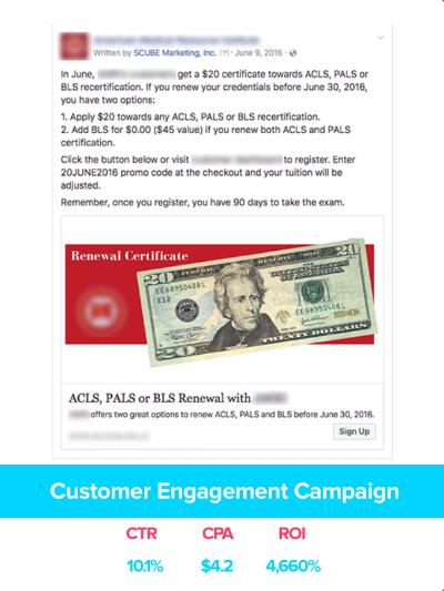 Customer Centric Campaign Ad