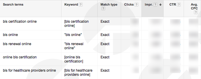 Image 4 - Example of Search Term Report in Google AdWords.png