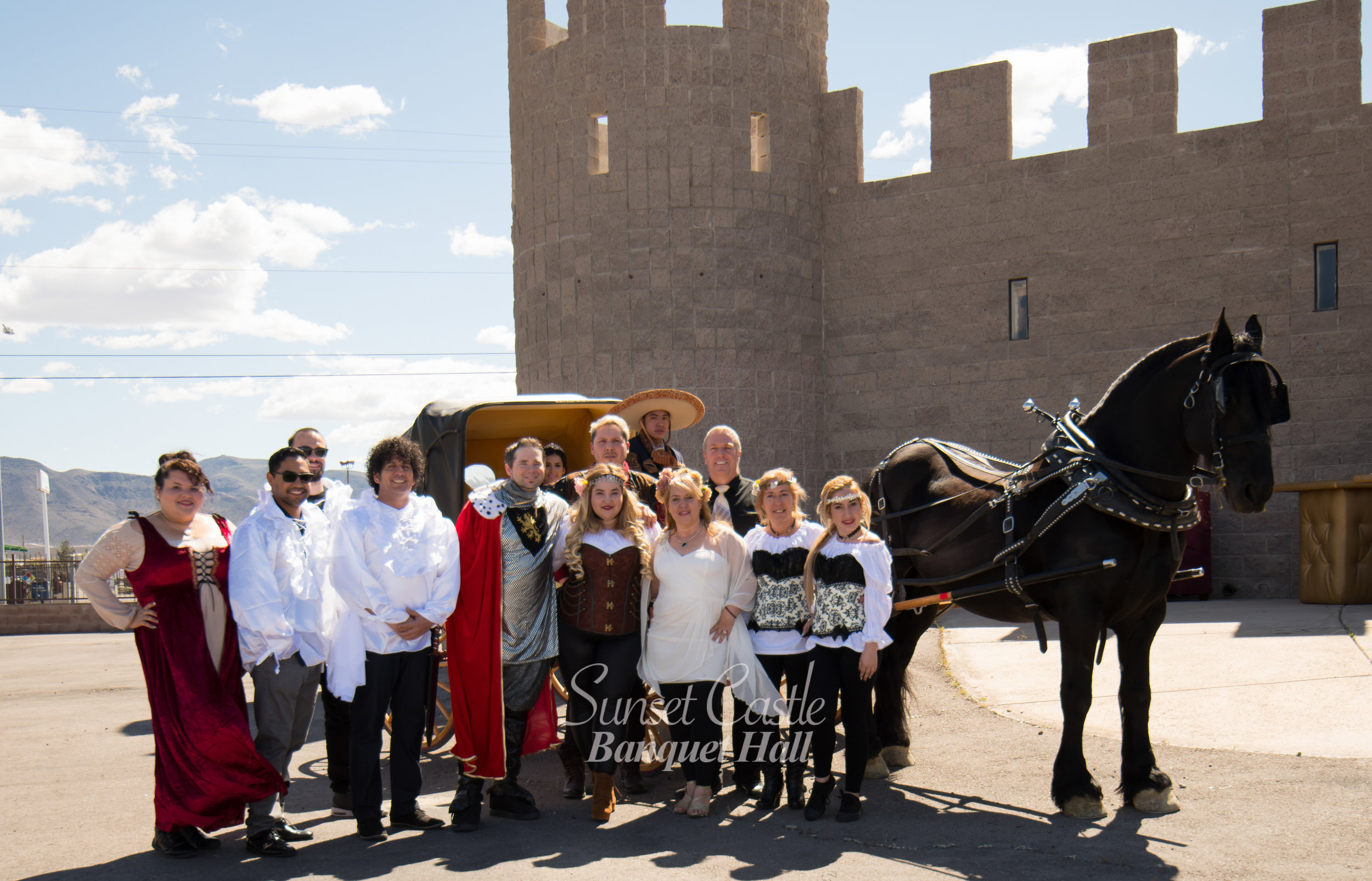 Sunset Castle's Family