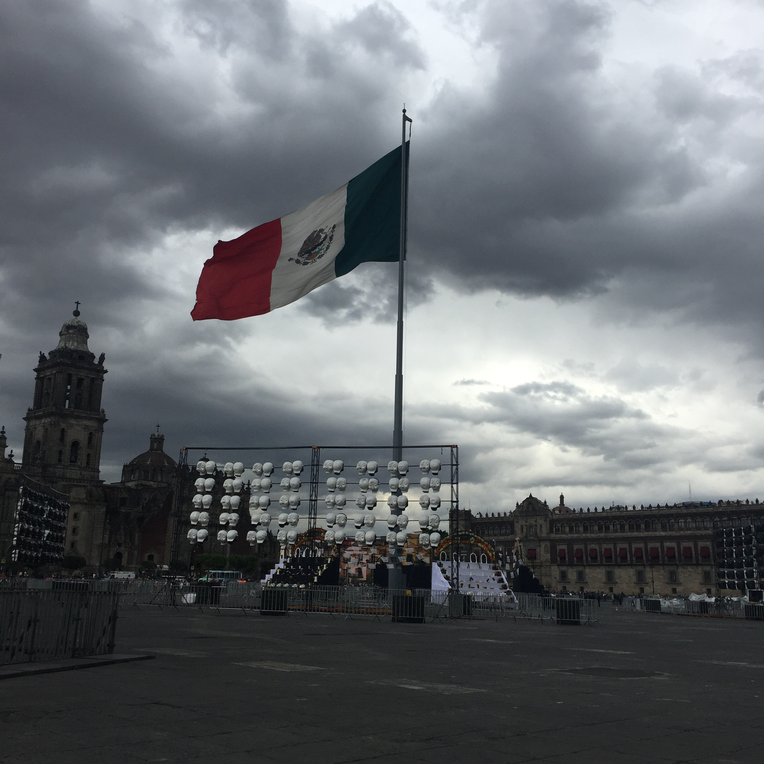 Zócalo main square