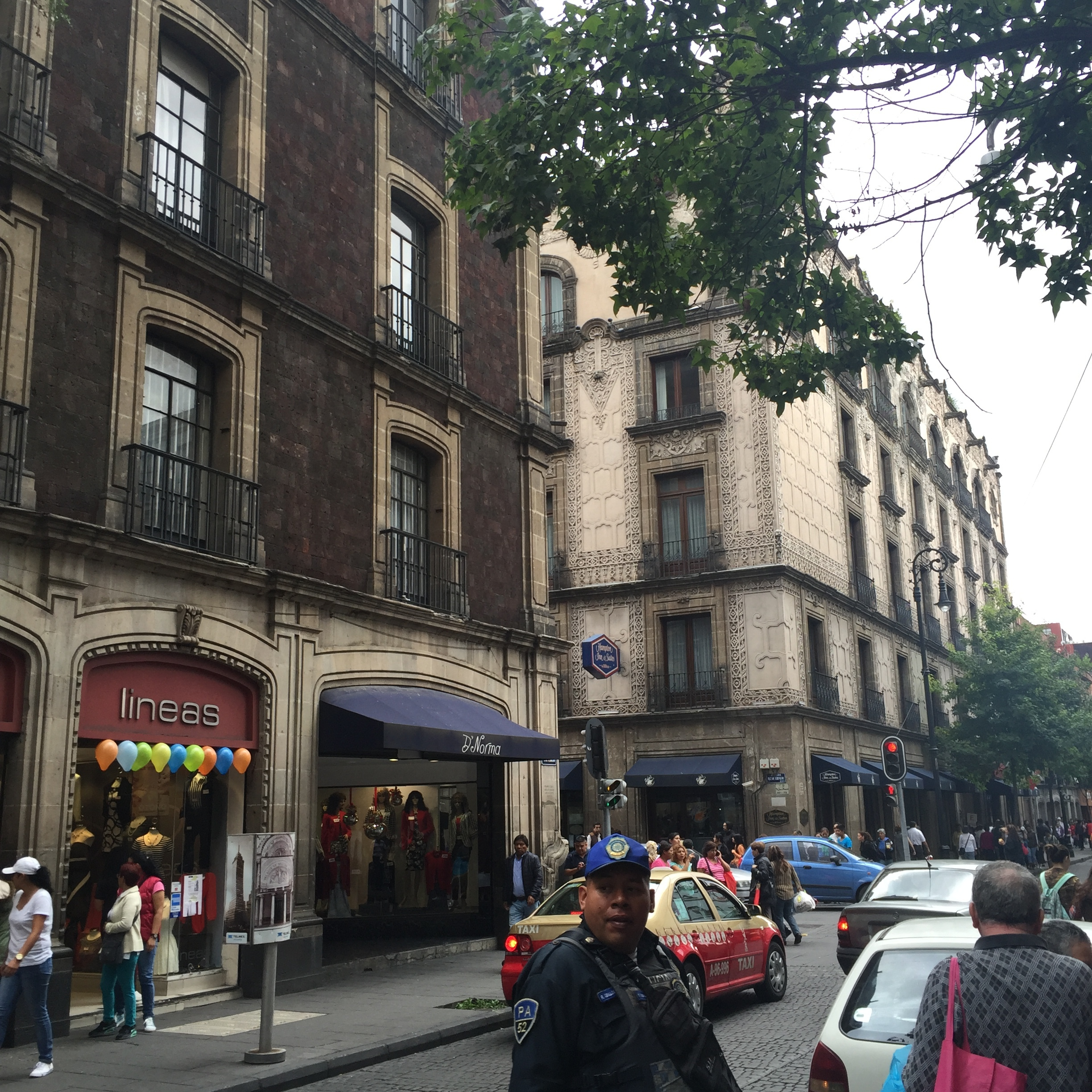 Streets of DF