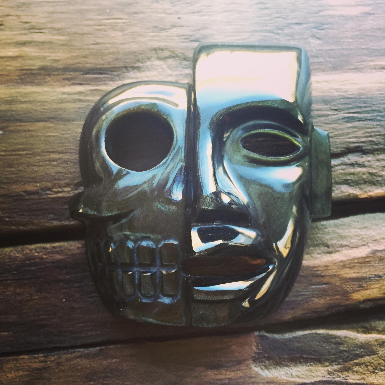 Mascara de la dualidad
