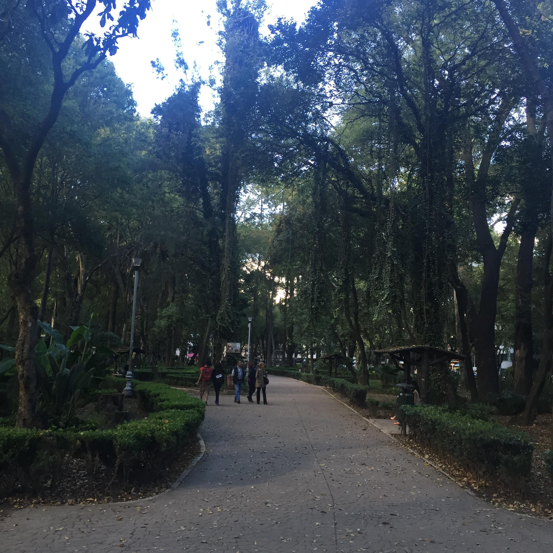 Parque Mexcio