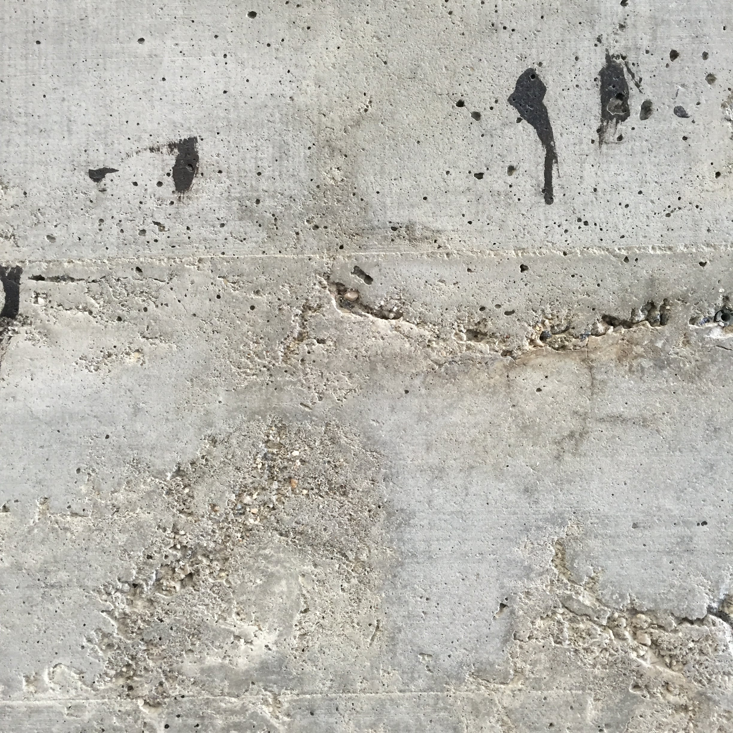 More wall