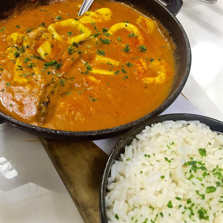 Seafood Moqueca