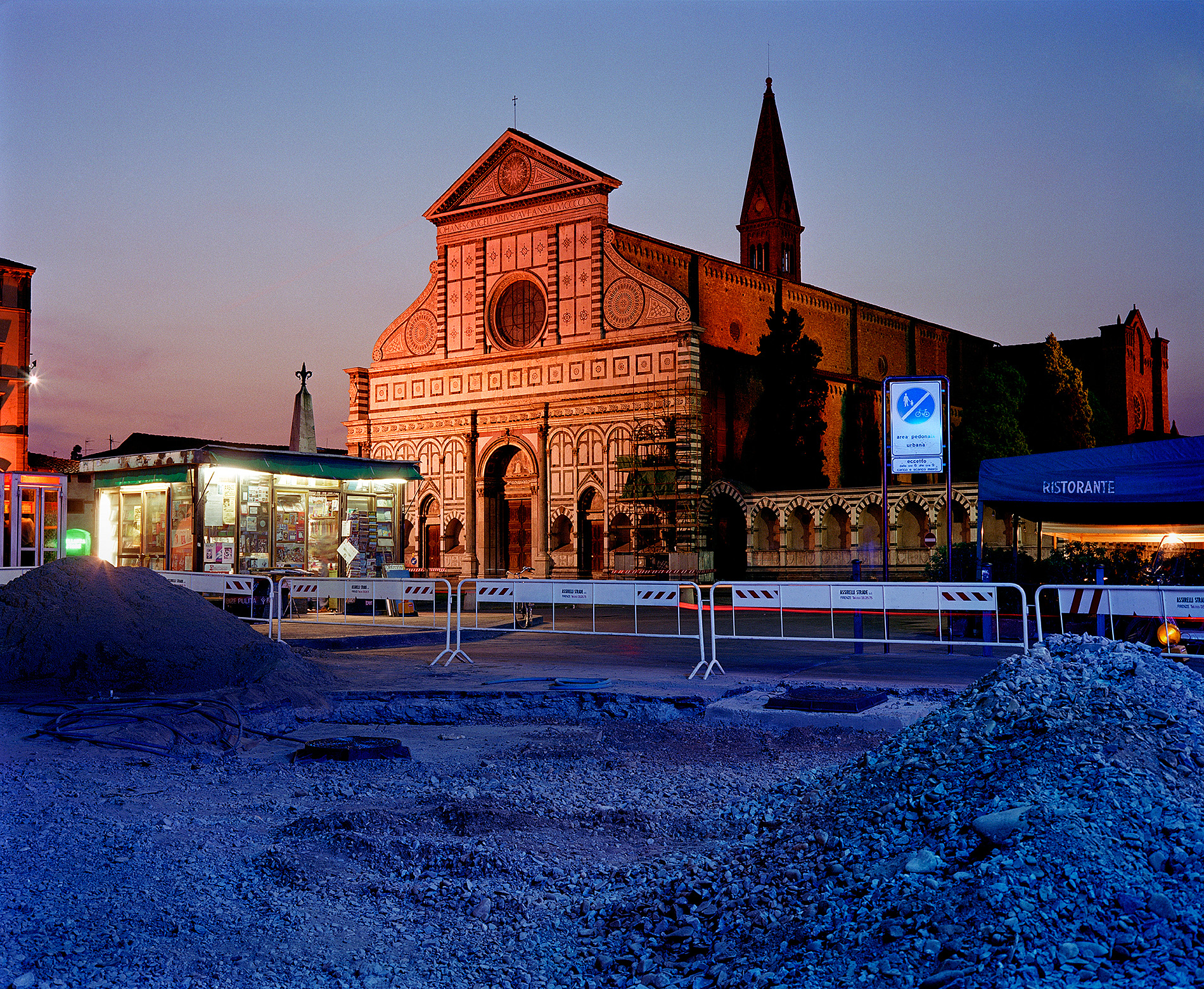 Santa Maria Blue