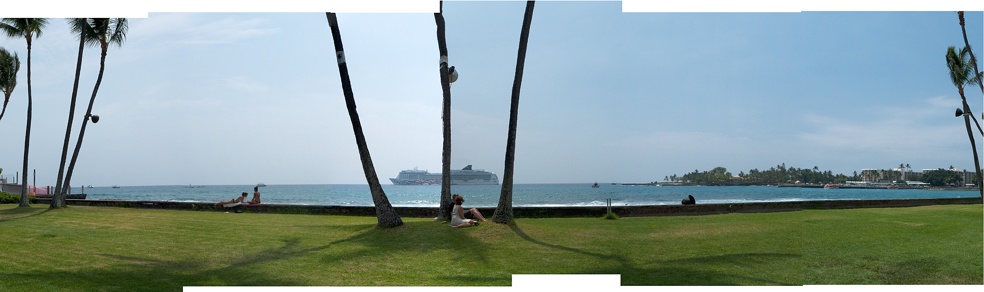 Kona Cruiseship