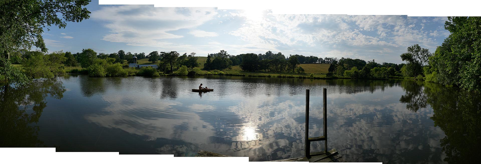 Pond Moment
