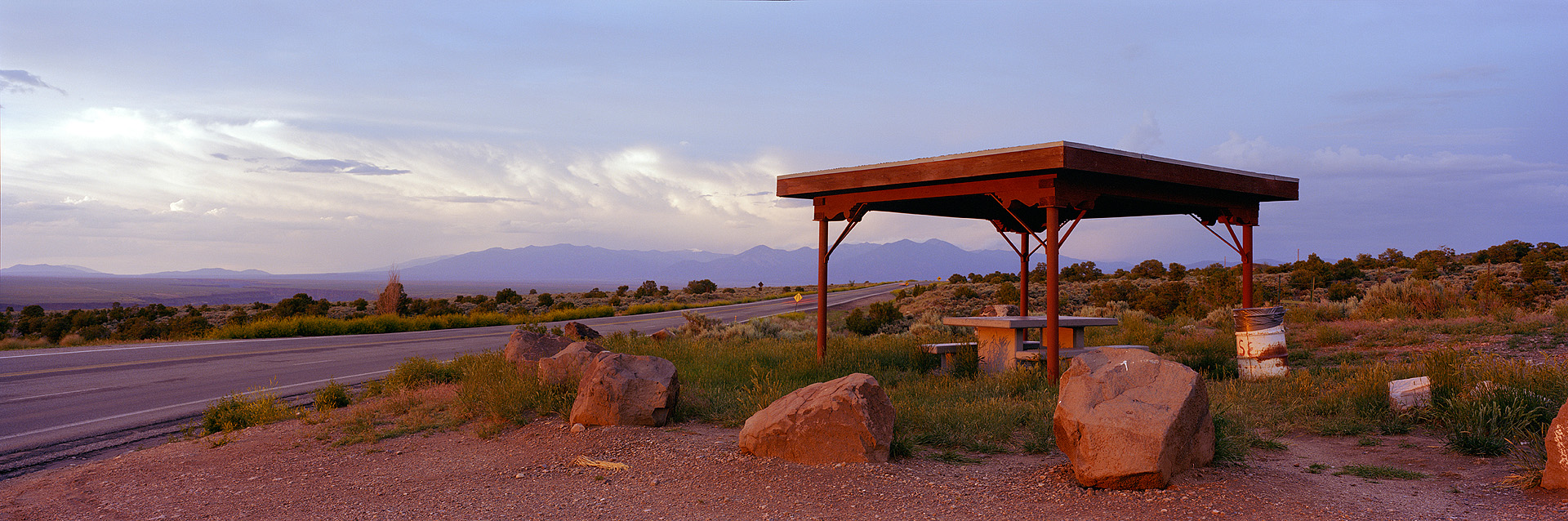Rest Area HWY 68