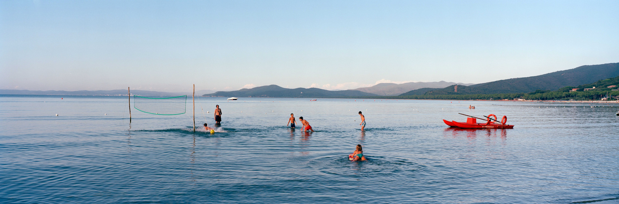 Acqua Partito, Punta Ala, Italy, 2003
