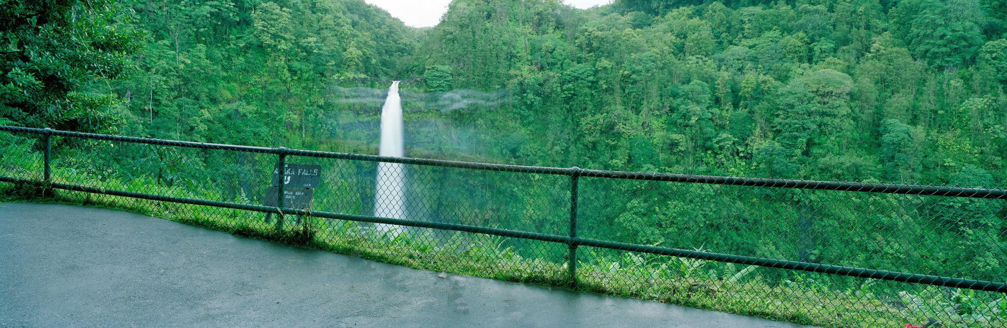 Akaka Obake, Akaka Falls, Hawaii, 2008