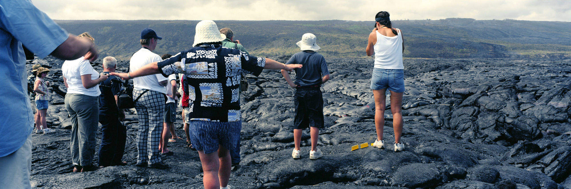 Close Enough, Volcano NP, Hawaii 2004