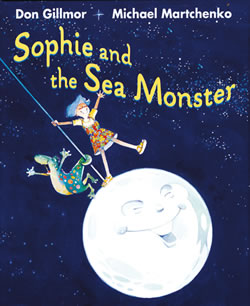Sophie and the Sea Monster cover