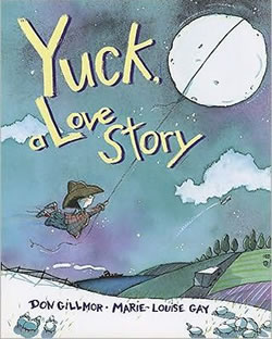 Yuck, A Love Story cover