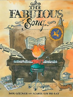 The Fabulous Song cover