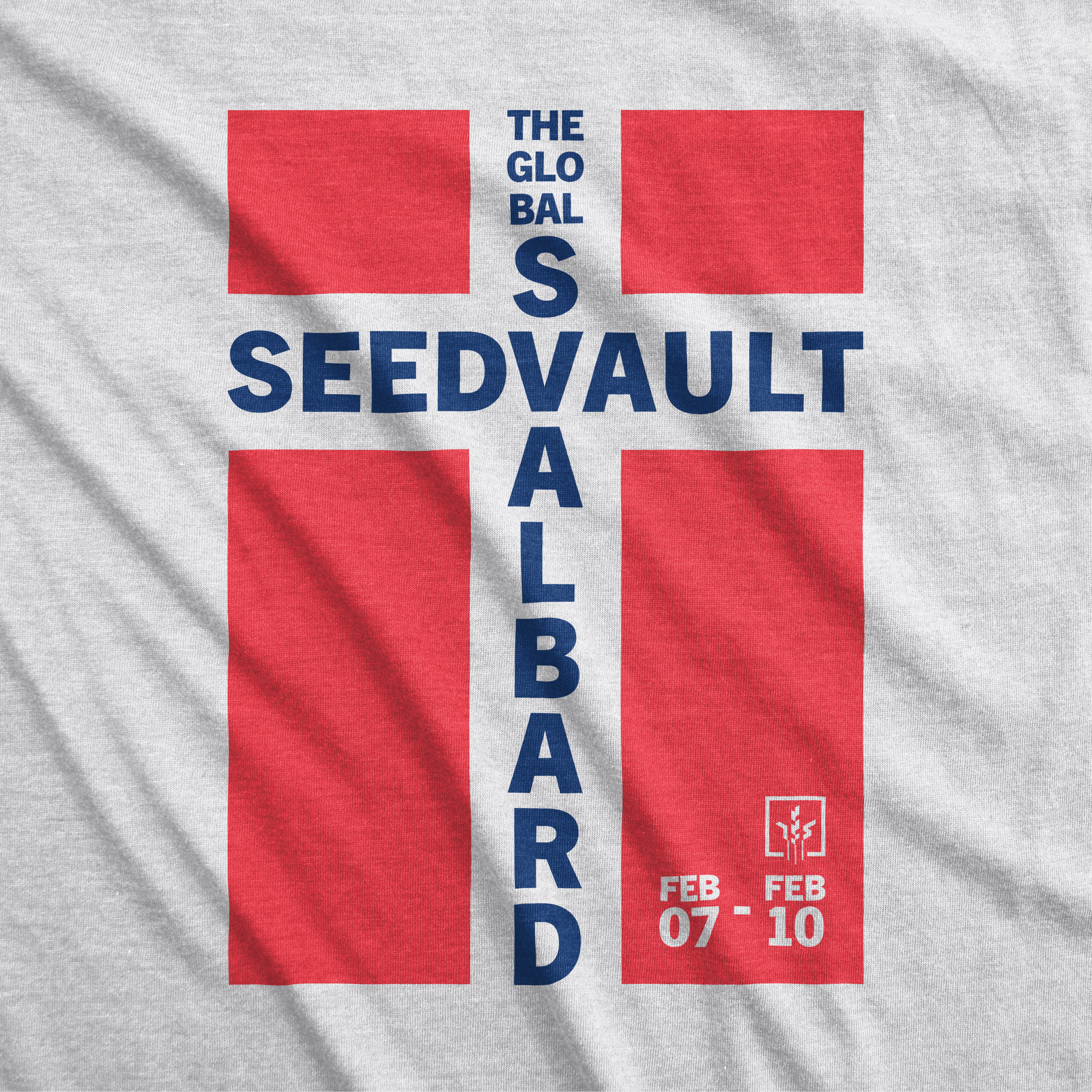 Martha Stewart - Prizeo Charity Campaign Promo Tee ShirtTo Support The Svalbard Global Seed Vault
