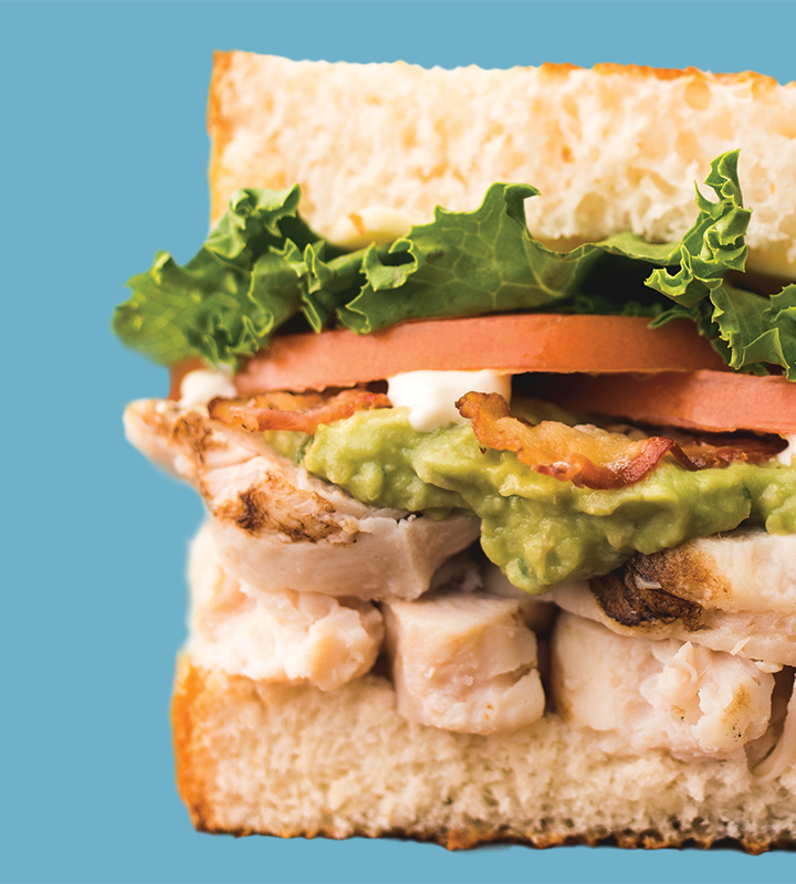 Press'd Sandwich Shop - An obsession with sandwiches ➝