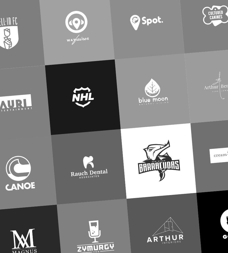 Logofolio - A bunch of logos ➝