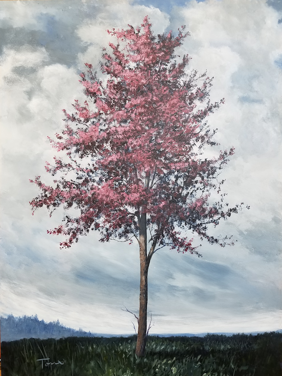 Red Tree #1