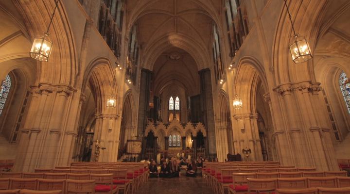 Gamelan Live - Live Gamelan performance in collaboration with Chrischurch organist David Bremner.