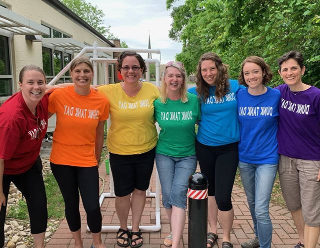Happy last day of school from the Red Oak rainbow of teachers!