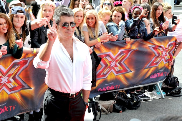 X Factor Cowell