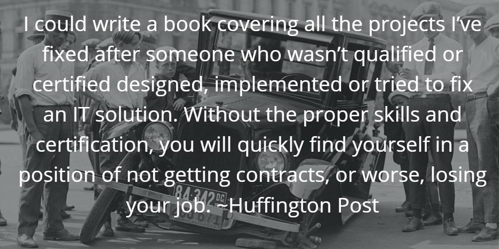 Huffington quote