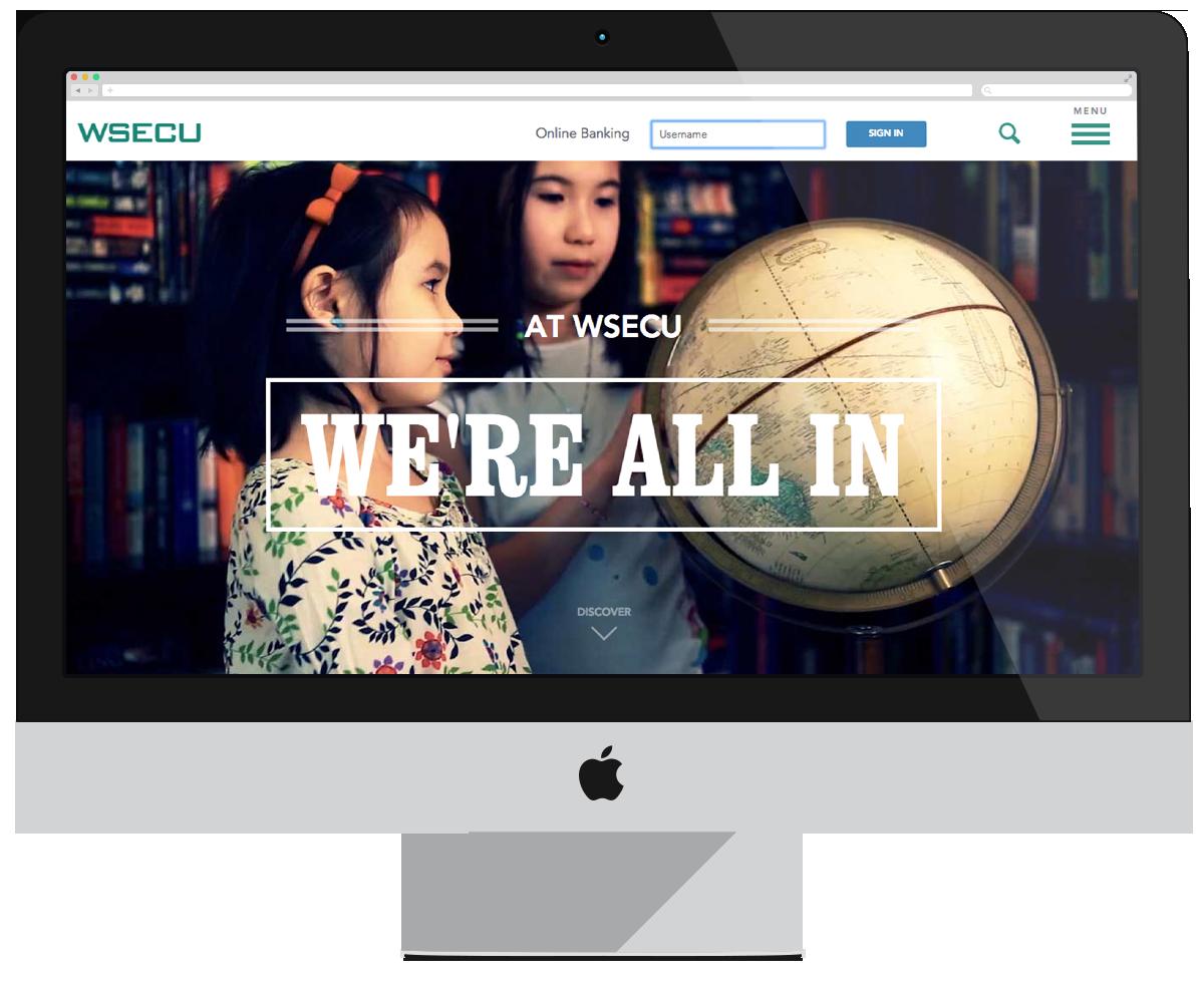 WSECU website