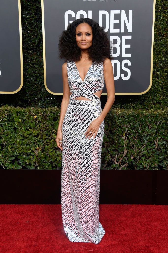 Thandie Newton in Michael Kors