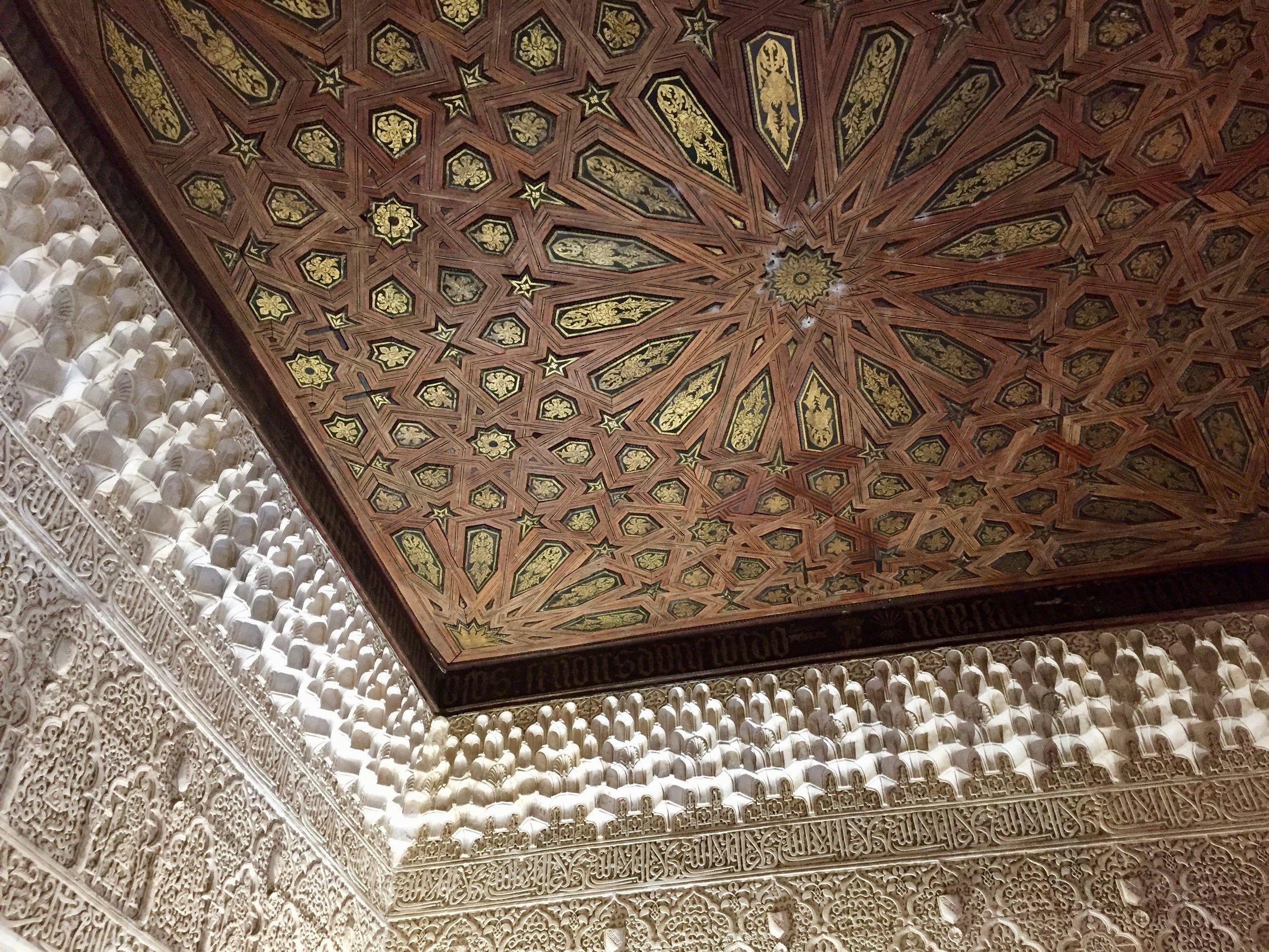 Alhambra, Granada 1