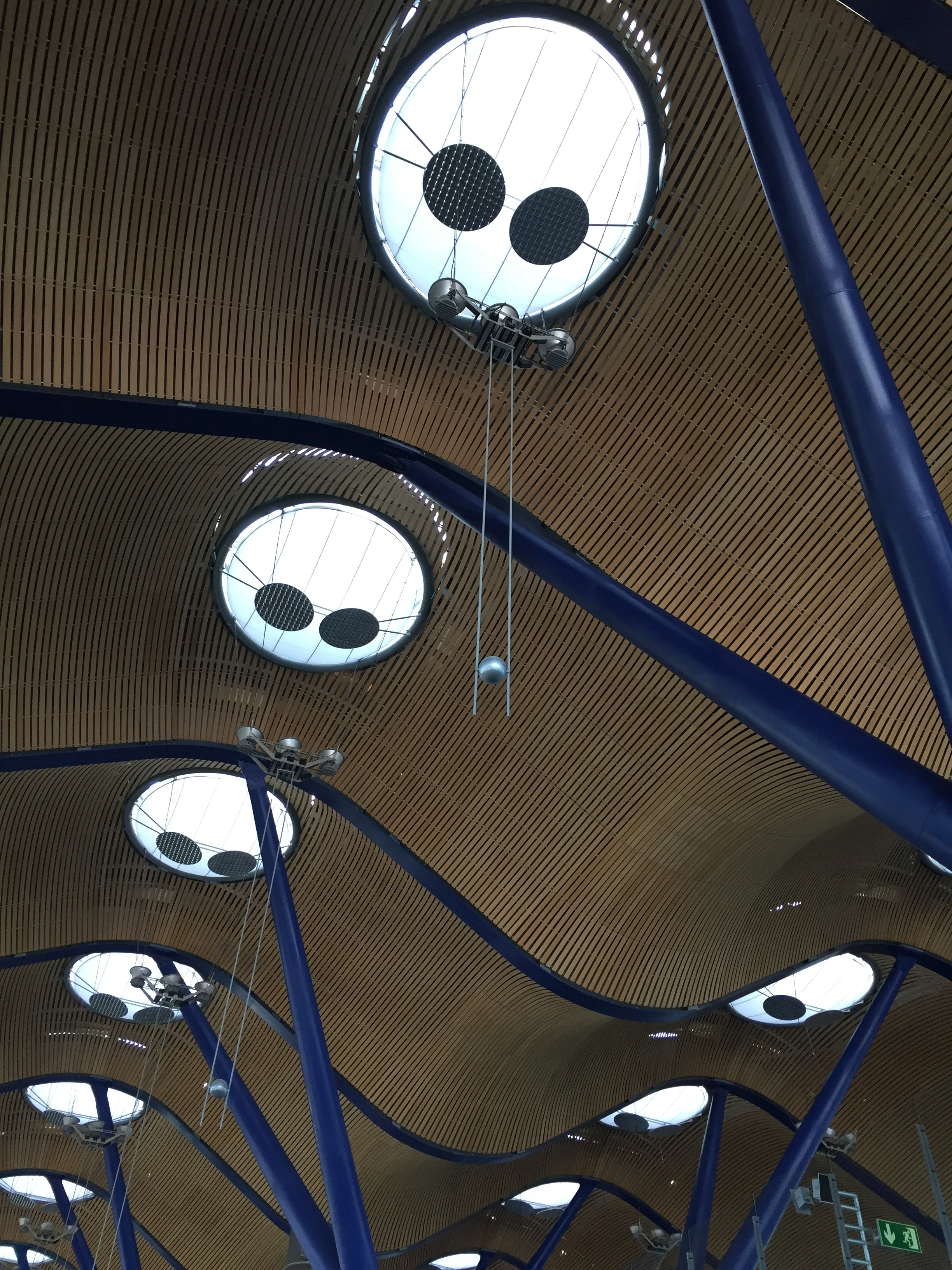 Adolfo Suárez Madrid–Barajas Airport, Madrid