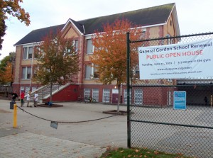 General Gordon Elementary: A fixture on the corner of Bayswater St. and West 6th Ave. for the last 100 years.