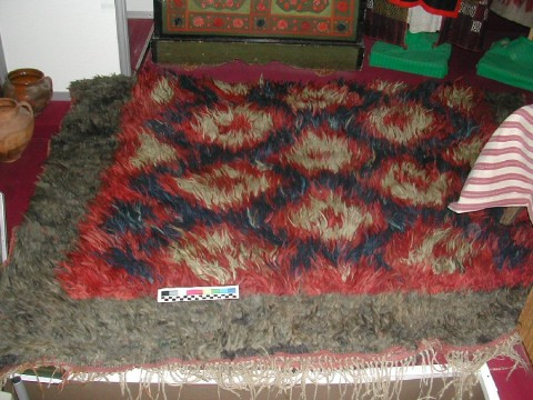 Kots Rug from the Ukraine