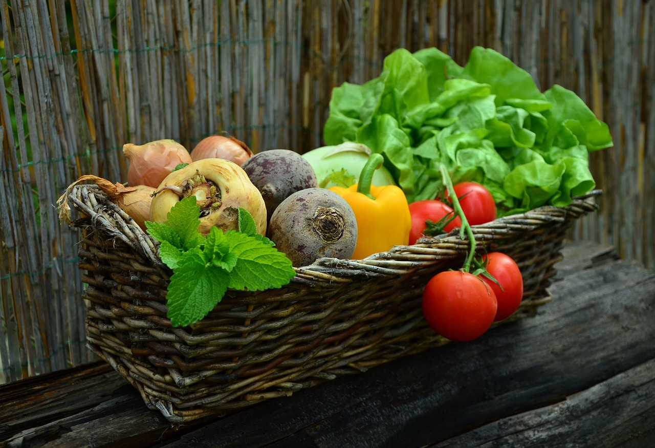 Looking forward to seasonal vegetables? You reap what you sow!