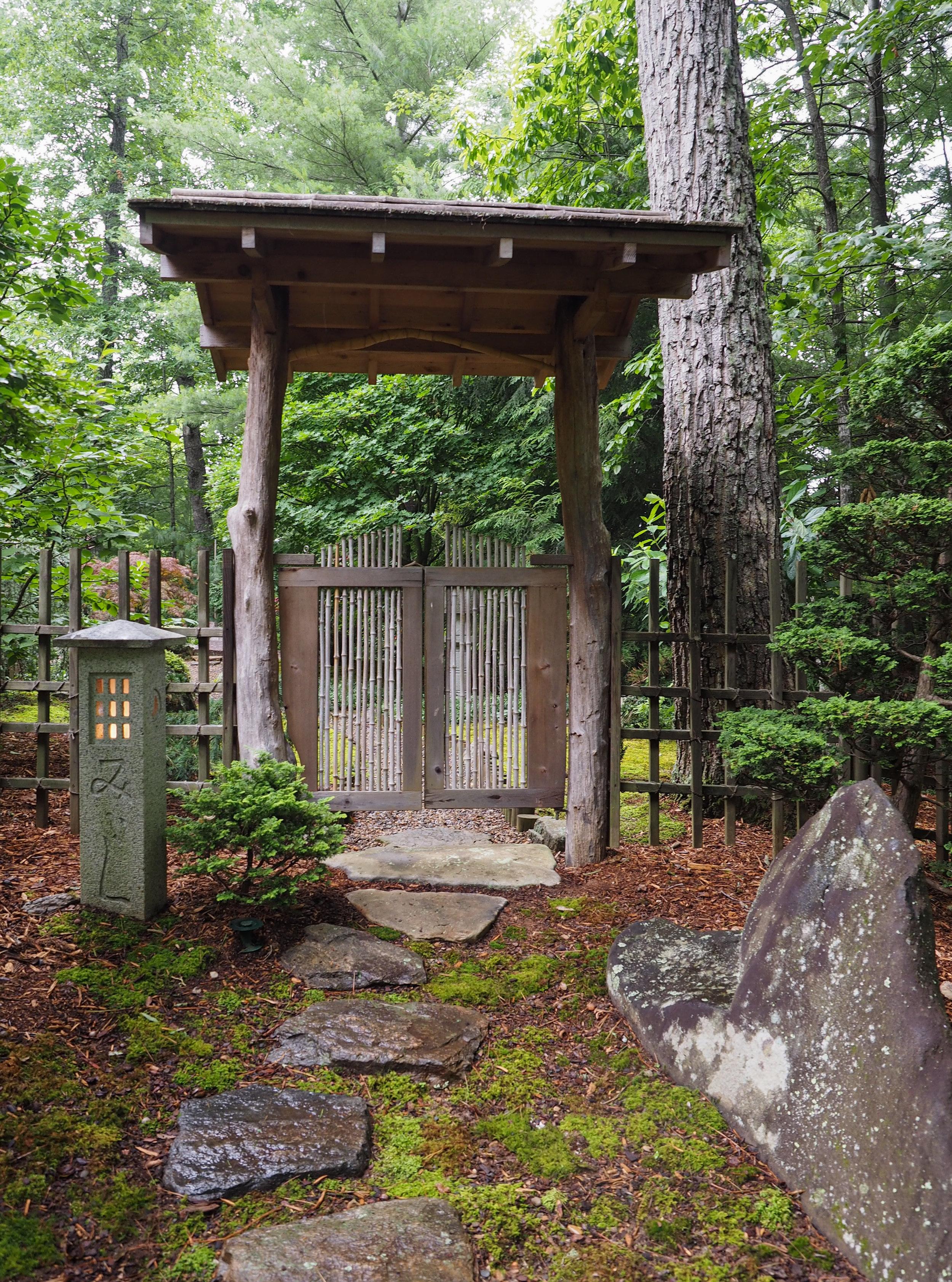 Japanese Garden Gate