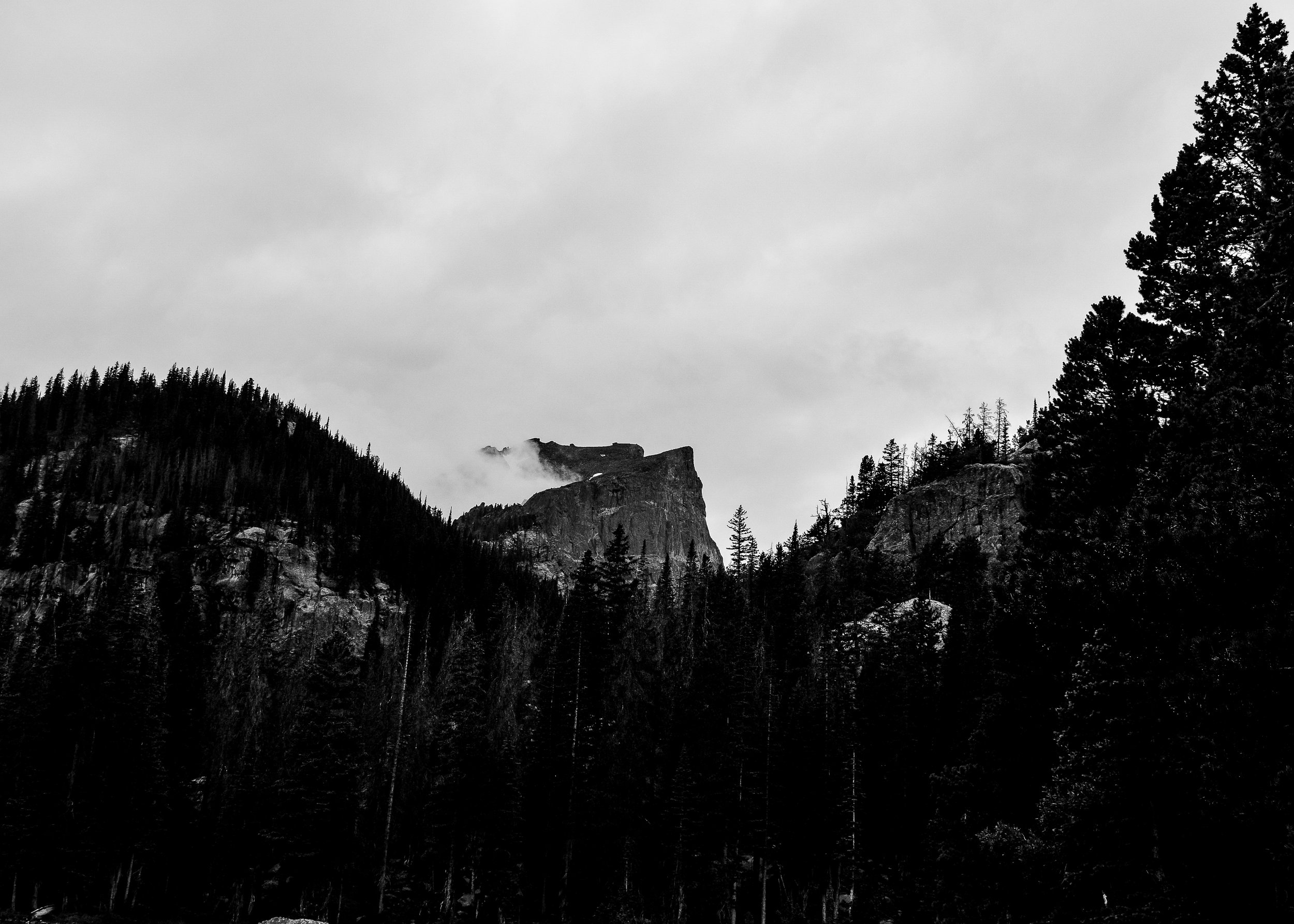 ROCKY MOUNTAIN NATIONAL PARK, 2018
