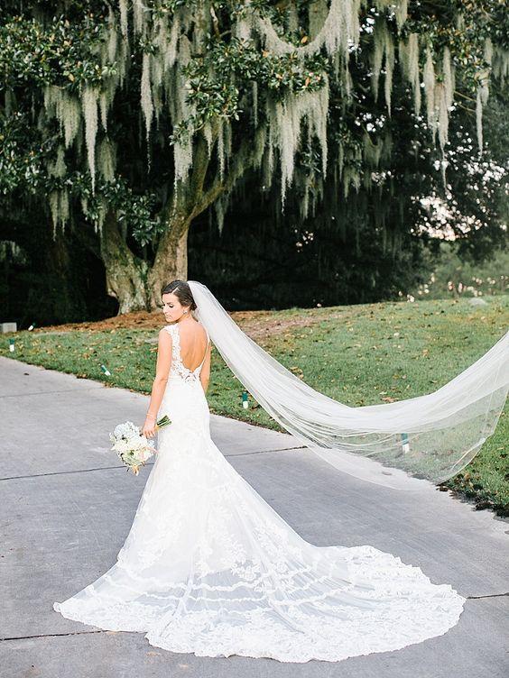Martina Liana Real Bride via Pinterest.