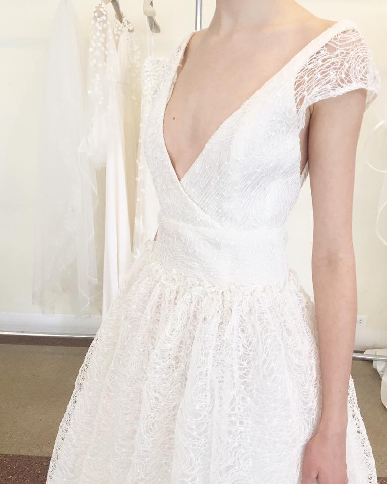 Peter Langner Bridal Gown available via our Tennessee Bridal Shop. Photo via White Dresses Nashville.