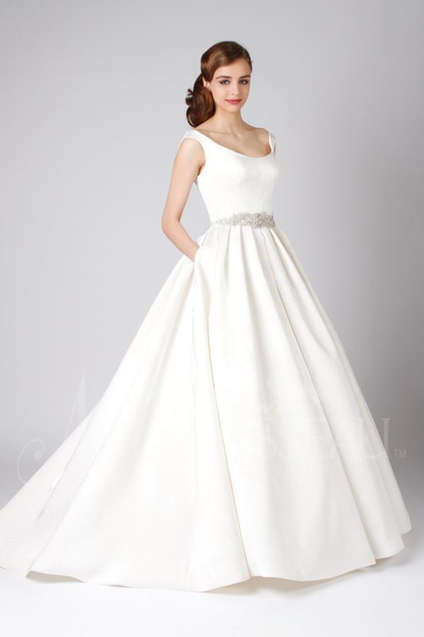 Modern Trousseau Ball Gown.