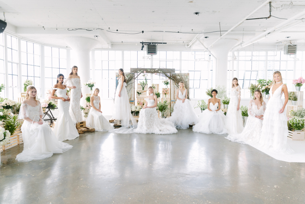 Marchesa Notte Bridal Spring 2018