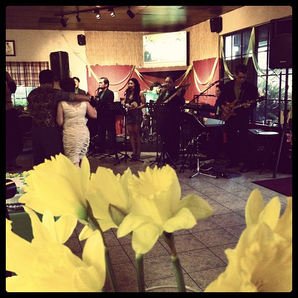 Birthday & Retirement Party at Villa Manila!